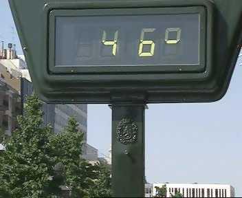Torreclima - Una ola de calor inaugura el verano